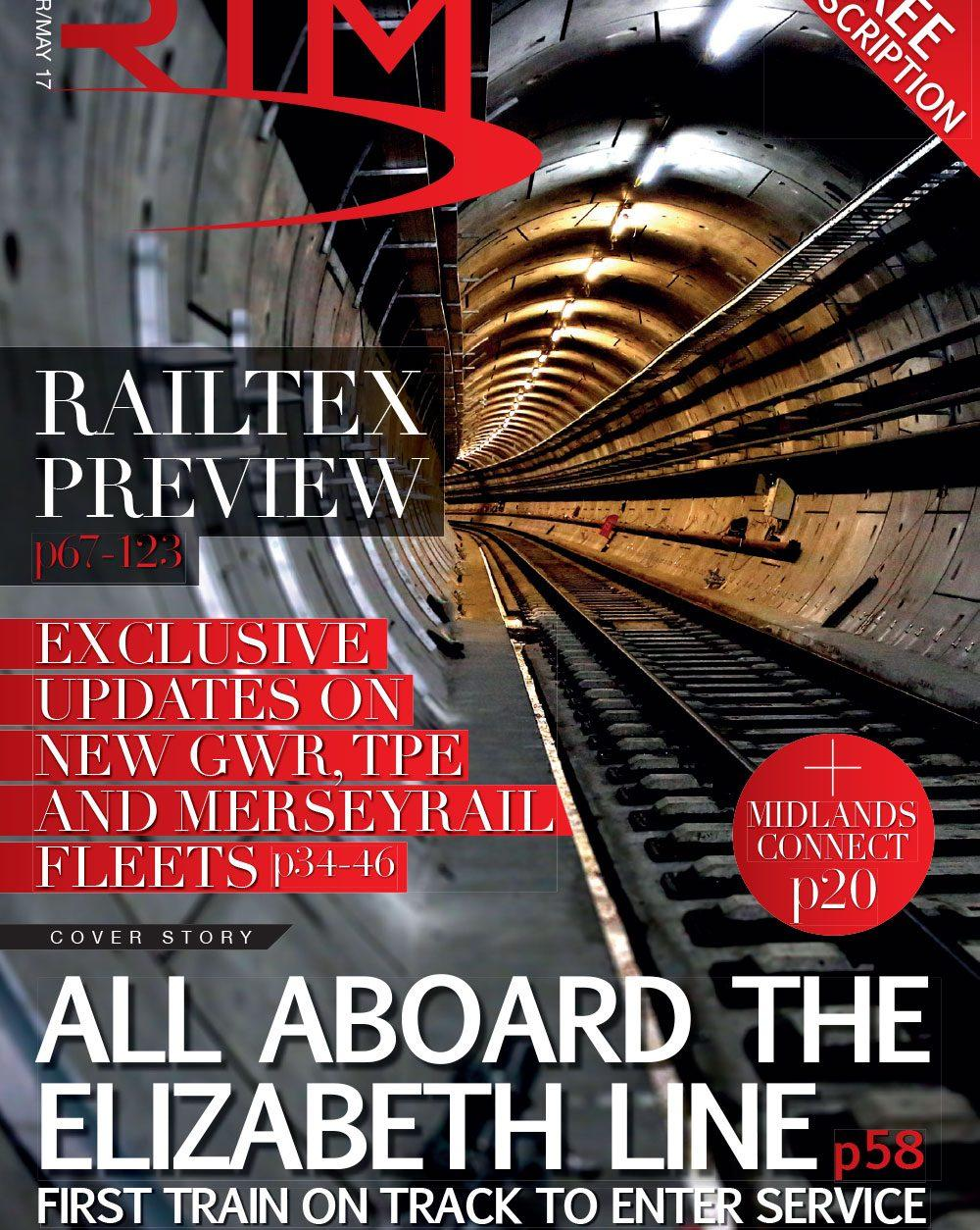 railtex magazine cover